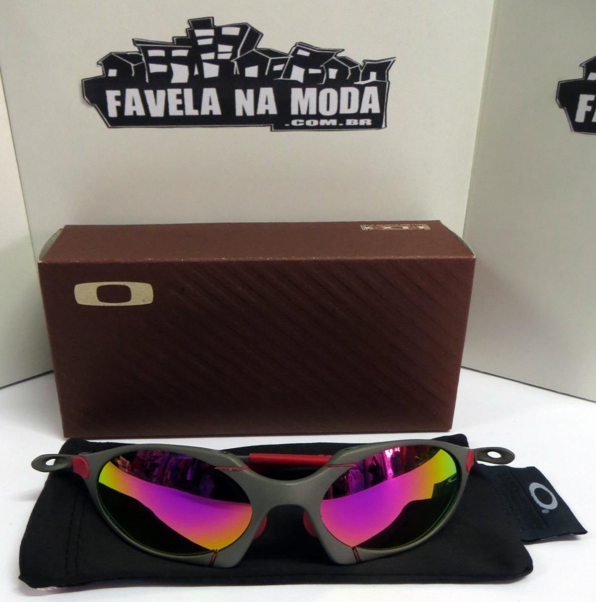 e8224d29ba06a óculos oakley romeo 1   xmetal   pink + par de lentes. Carregando zoom.