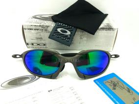 91843f572 Oculos Oakley Romeo 1 Xmetal Lente Verde G26 Juliet Double X. R$ 120