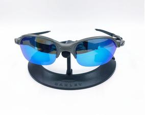 91205bb9e Oakley Juliet Azul Bebe - Óculos no Mercado Livre Brasil