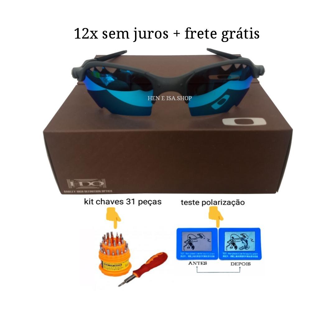 6dbffd05e2823 oculos oakley romeo 2 parriot azul bebe +teste+certificado. Carregando zoom.