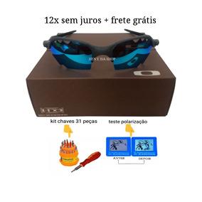 d2fa081b4 Bebe Oakley Juliet - Óculos no Mercado Livre Brasil
