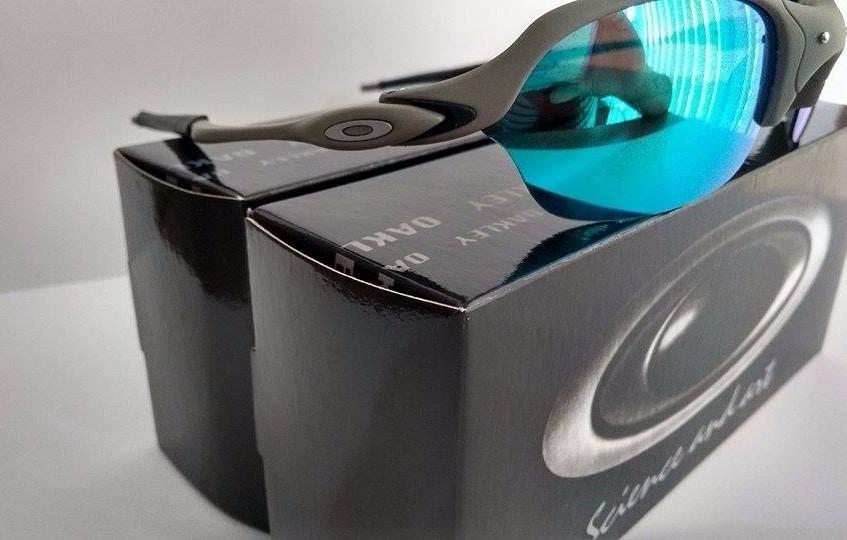 óculos oakley romeo 2 penny 24k double xx a pronta entrega. Carregando zoom. c0af5d636a