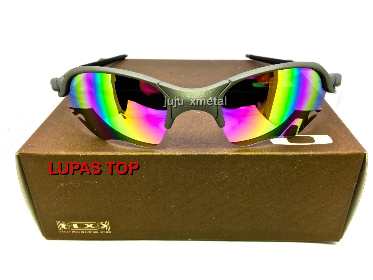 a9258b210 oculos oakley romeo 2 x metal flame arco iris top de linha. Carregando zoom.