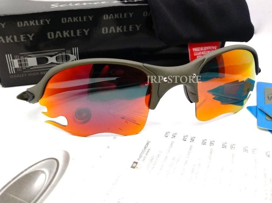 a44dd829c oculos oakley romeo 2 x metal flame ruby lente corte fogo. Carregando zoom.