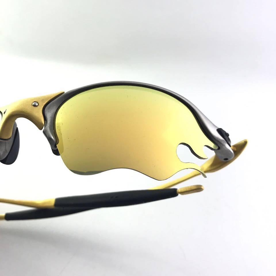 95bcc492627b7 óculos oakley romeo2 24k flame. o mesmo do mc lan original. Carregando zoom.
