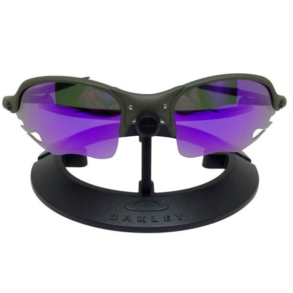 f8659c1f481c6 Óculos Oakley Romeo2 Flame Roxo Oferta - R  120