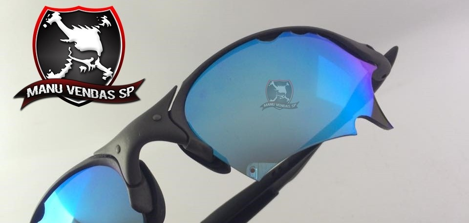 óculos oakley romeo2 xmetal icethug parriot vented original. Carregando  zoom. 398a2984cd