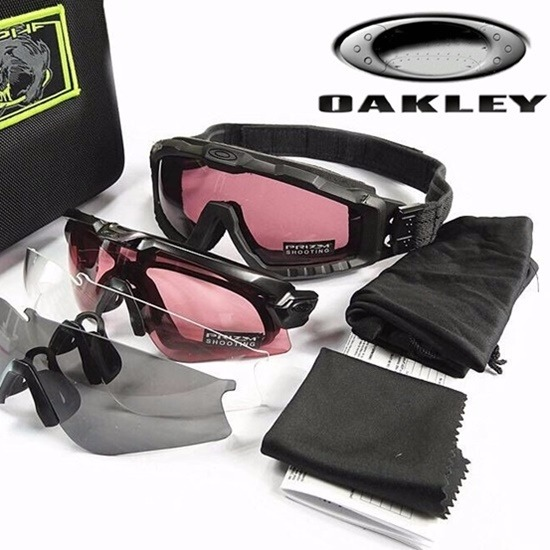 901bb6937c500 Óculos Oakley Si Ballistic M Frame Alpha Kit Na Caixa! - R  420,00 ...