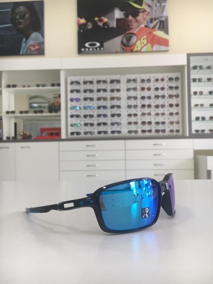 óculos oakley siphon oo9429 0264 prizm sapphire - original. Carregando zoom. fa88d53dec