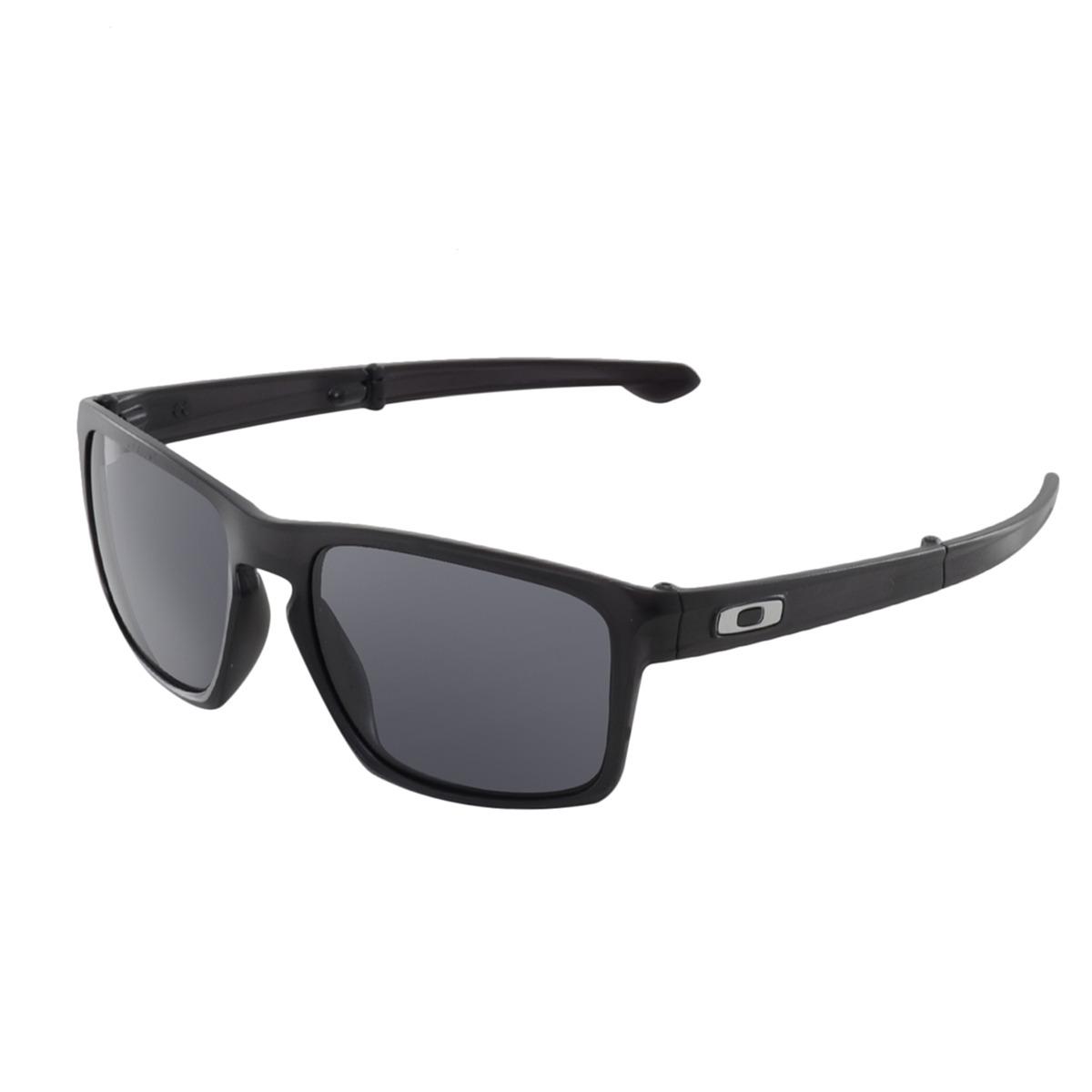 1b96a547307d0 óculos oakley sliver f matte black. Carregando zoom.