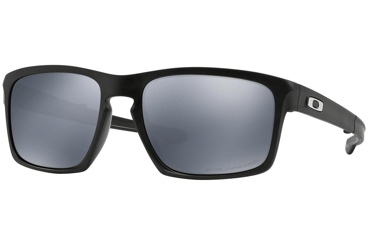 cacb88149 óculos oakley sliver f oo9246 (black iridium polarized). Carregando zoom.
