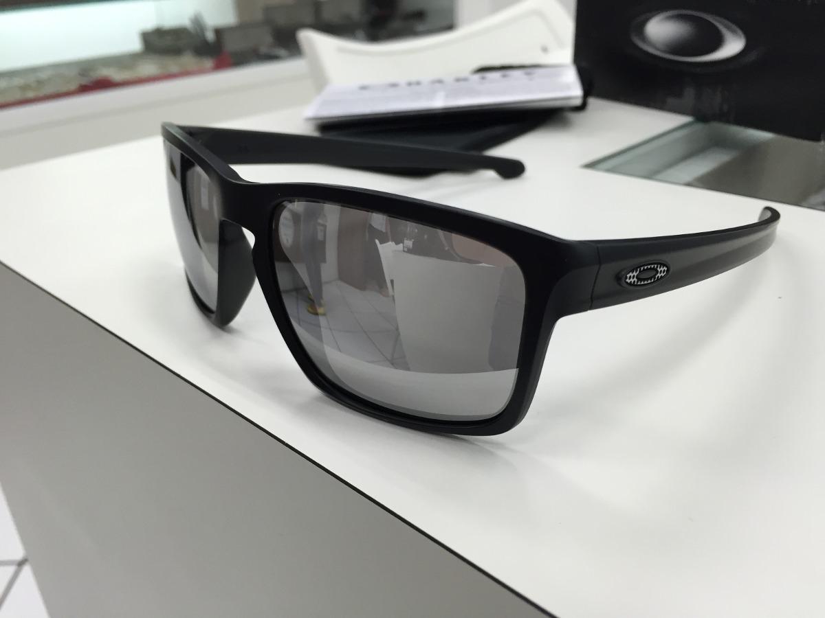 0b9c2e659cd oculos oakley sliver machinist collection oo9262-26 matte bl. Carregando  zoom.