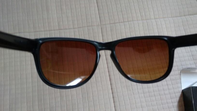 c19b57fd4a024 oculos oakley sliver r polarizado preto com lente marrom. Carregando zoom.