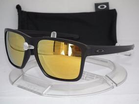 aa37545d9 Oakley Square Wire Whisker Black Iridium De Sol - Óculos no Mercado ...