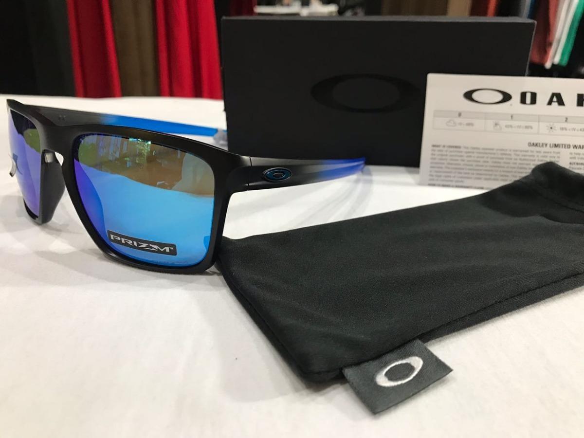41e1e43fdf oculos oakley sliver xl sapphire prizm-93411357-original. Carregando zoom.