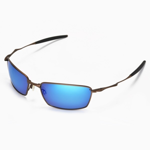 Óculos Oakley Square Whisker - Lentes Polarizadas - Novo - R  189,90 ... 03e1de3839