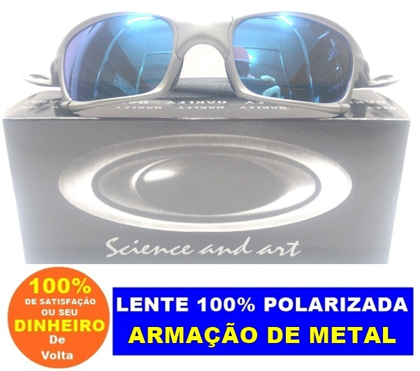 1fffb406957a0 Óculos Oakley Squared Azul + Cores A Pronta Entrega Catalogo - R ...