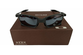 39456001c Óculos Oakley Squared Lente Polarizada Cor Azul Bebê De Sol - Óculos no  Mercado Livre Brasil