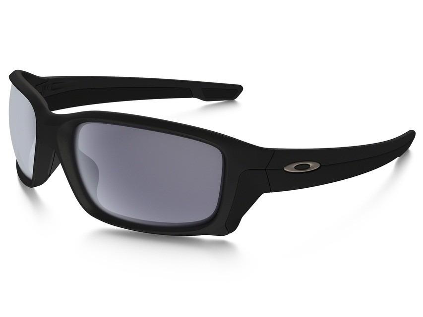 Óculos Oakley Straightlink Matte Black Grey - R  485,00 em Mercado Livre 95b4188147