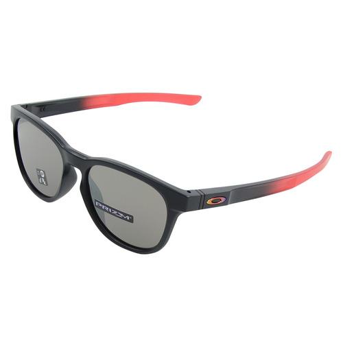 702cdabd23dd5 Óculos Oakley Stringer Ruby Fade Prizm Preto - R  540