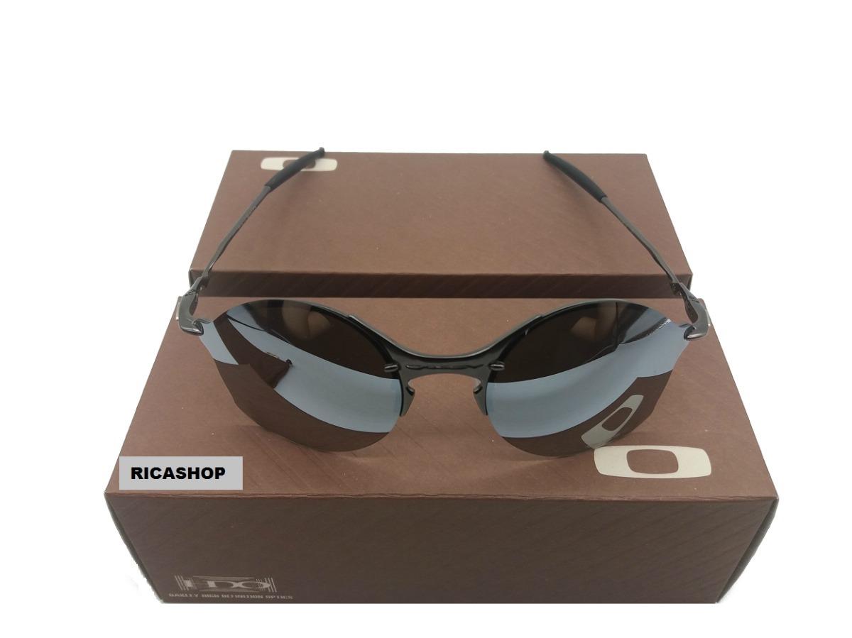 78ad885c8169f óculos oakley tailend cinza + certificado + cartão teste. Carregando zoom.