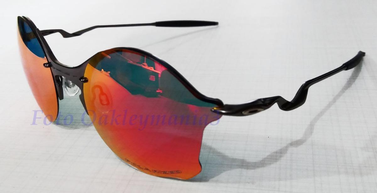 c769bb460 oculos oakley tailend grafite lente fire ruby + case oakley. Carregando zoom .