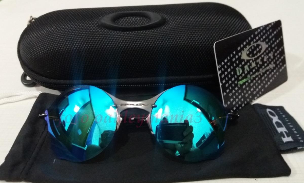 oculos oakley tailend grafite lente ice thug + case oakley. Carregando zoom. b0a2d9ba99