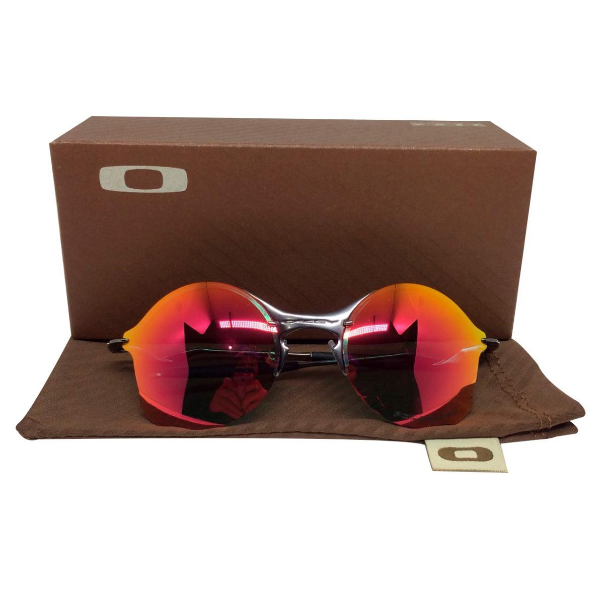 8f228b0d96454 óculos oakley tailend lente vermelha. Carregando zoom.