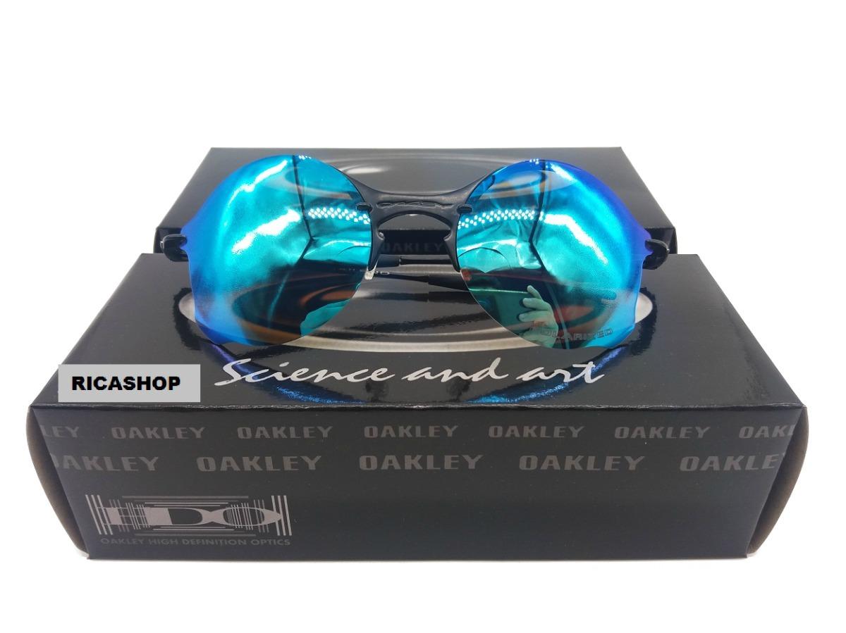 5069057ef92f7 óculos oakley tailend lentes ice thug + certificado. Carregando zoom.