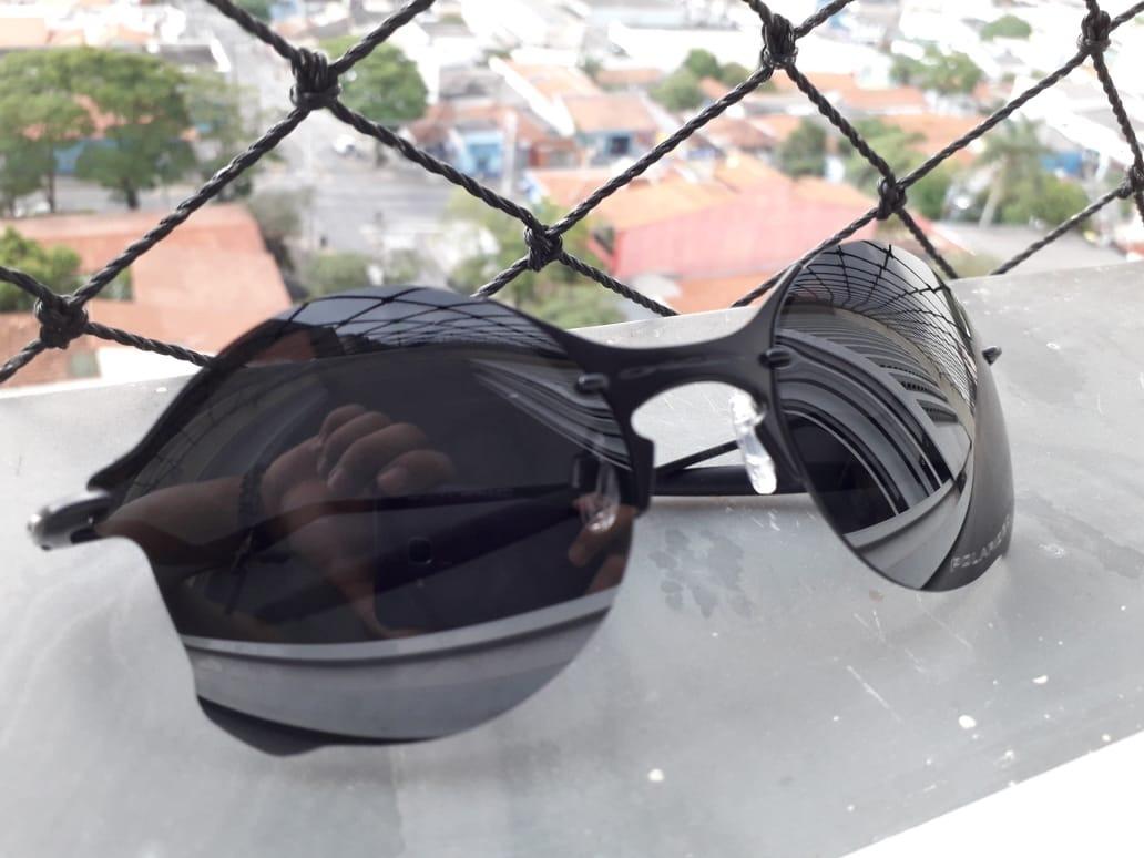 36e33695e0c23 óculos oakley tailend preto envio já. Carregando zoom.