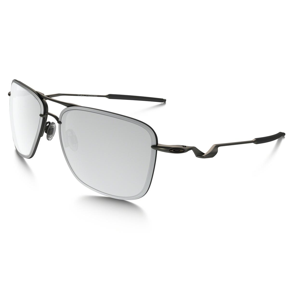 1ac55520086e3 óculos oakley tailhook carbon c  chrome iridium. Carregando zoom.