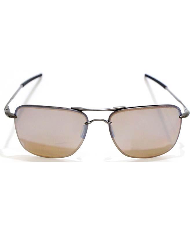 e6d8d22a6855b Óculos Oakley Tailhook Titanium Polarizado  Titanium Iridium - R ...