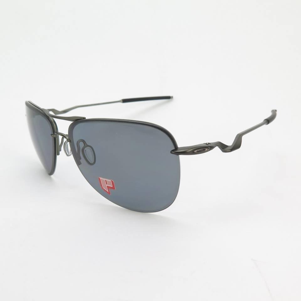 oculos oakley tailpin carbon grey polarized frete gratis. Carregando zoom. c2bc8c36d9
