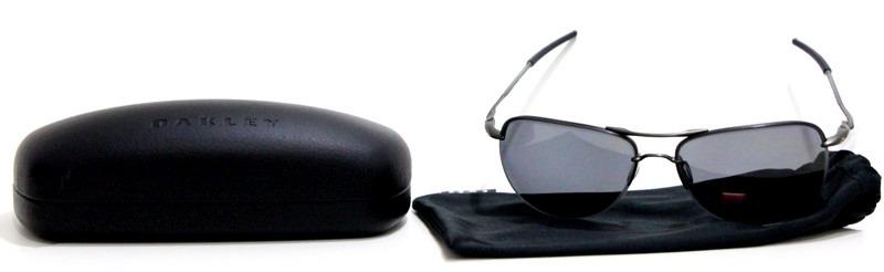 Óculos Oakley Tailpin Carbon W grey Polarized - R  740,00 em Mercado ... 7eff378e9a