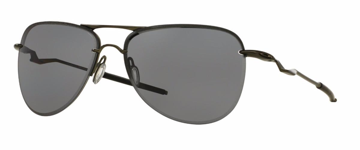 oculos oakley tailpin oo4086-05 gray polarizado original. Carregando zoom. 187bcf71ce
