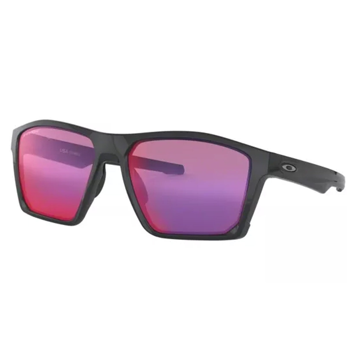 óculos oakley targetline carbon preto lente pizm road roxo. Carregando zoom. 87de640143