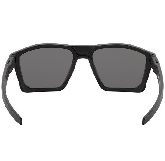 f4bfae2d7bd01 Óculos Oakley Targetline Matte Black Prizm Black Iridium - R  520