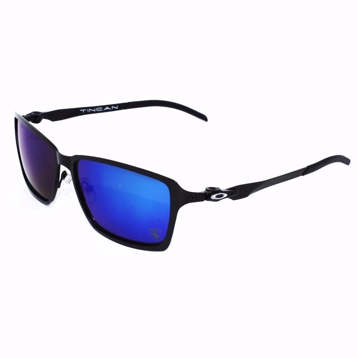 43d3c52a5 Oculos Oakley Tican Ferrari X Metal Lente Magic Blue - R$ 120,00 em ...