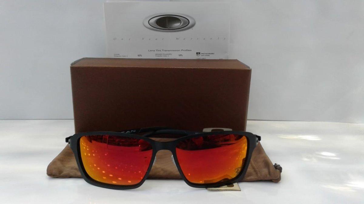 6285f51023daf óculos oakley tican polarizado importado original + frete. Carregando zoom.