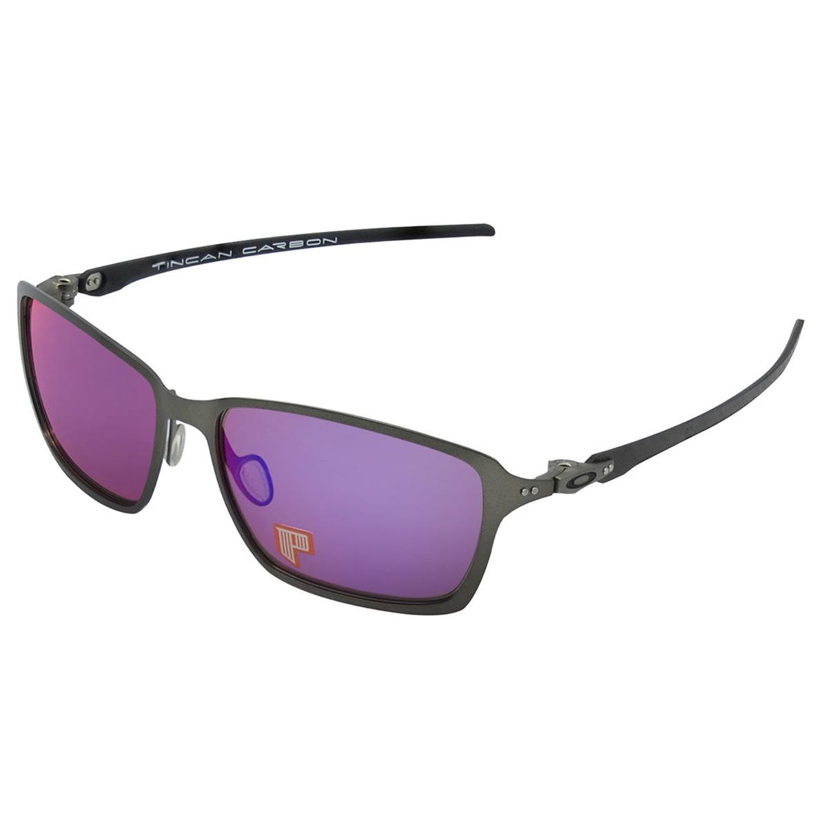 366a289fc1e óculos oakley tincan carbon lente red iridium polarizado. Carregando zoom.