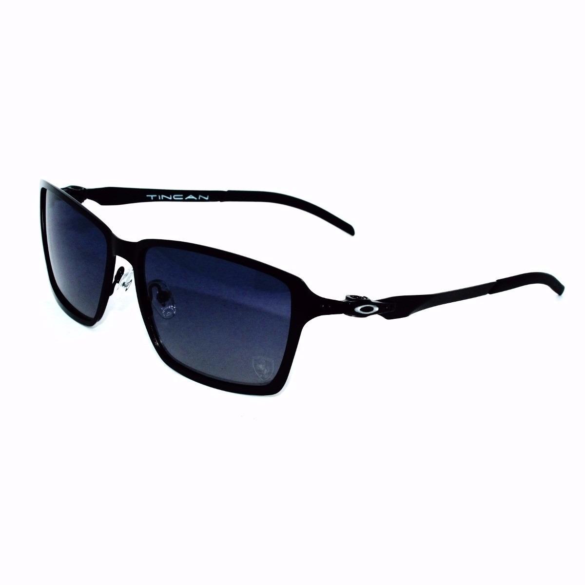 3d71a2786a996 Óculos Oakley Tincan Ferrari 100% Polarizado Promoção!!! - R  159