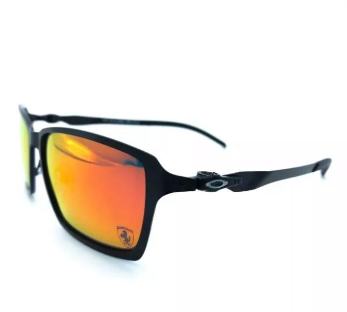 0aea4c4da Oculos Oakley Tincan Ferrari Rubi Polarizado + Certificado!! - R$ 89 ...