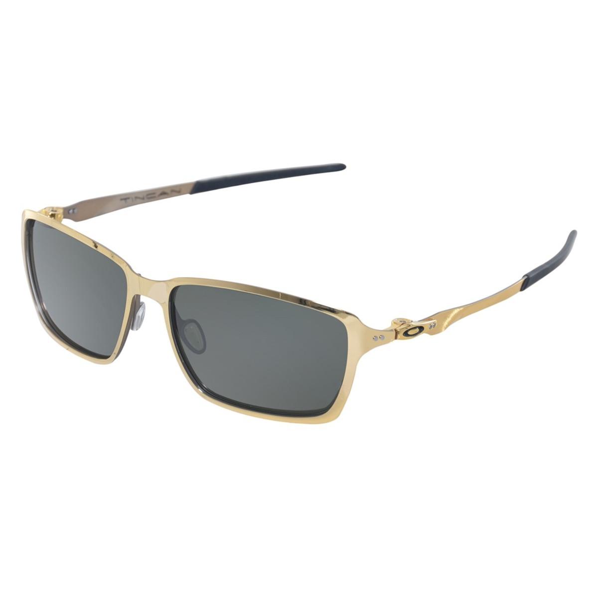 1ee676dd3 óculos oakley tincan polished gold/dark grey lançamento. Carregando zoom.