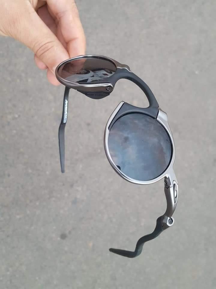 óculos oakley tio 2 double x penny 24k mars squared madman. Carregando zoom. ec9d0f5f4d