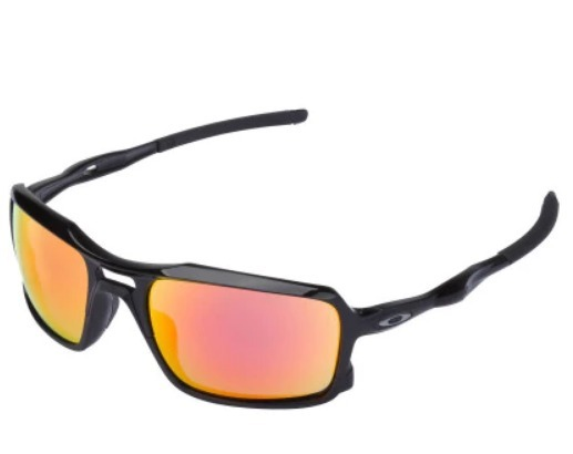 3a3a7ec1bfa63 Óculos Oakley Triggerman Oo9266-03 Original Pronta Entrega - R  439 ...