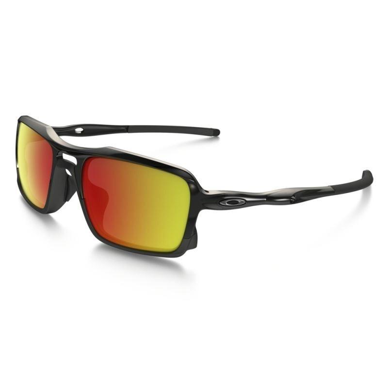 b7521fdf44766 óculos oakley triggerman polished black   ruby iridium. Carregando zoom.