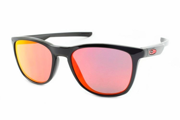 0ca3f39d8e4c7 Óculos Oakley Trillbe X Polished Black ruby Iridium Original - R ...