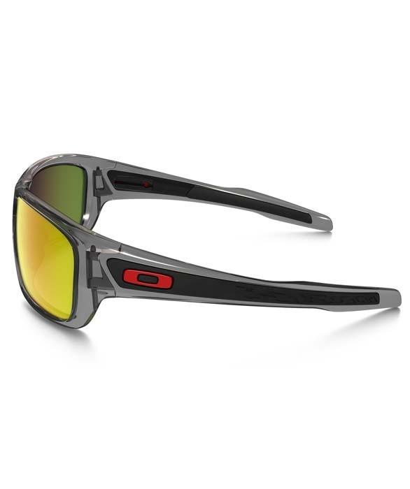 54805e036 Óculos Oakley Turbine Grey Ink/ Ruby Iridium Polarized Un - R$ 660 ...
