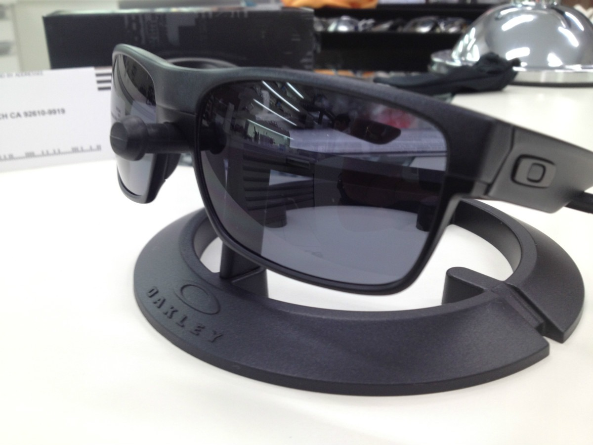 3d1b6afa794 Oculos Oakley Two Face 009189-05 Steel W grey Pronta Entrega - R ...