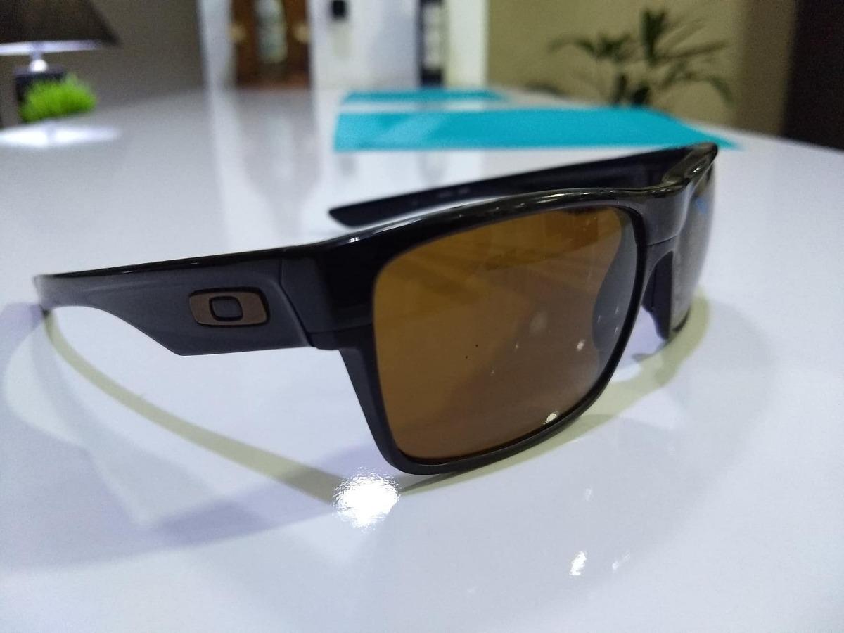 Oculos Oakley Two Face Preto Lente Marrom Original - R  249,00 em ... d0290aee45